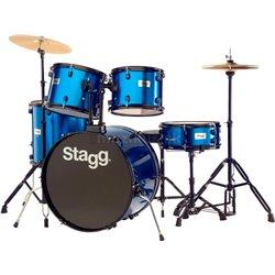 Stagg TIM122B BL, bicie sada, modrá