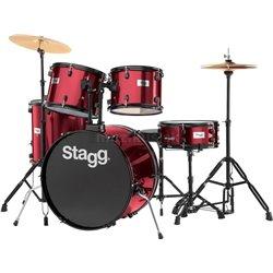 Stagg TIM122B WR, bicí sada, vínová