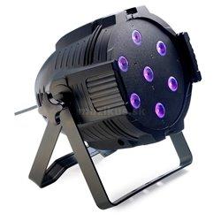 Stagg LED PAR ML-7x10W QCL, čierny