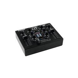 Omnitronic PM-211P, 2-kanálový mixážny pult s MP3 prehrávačom