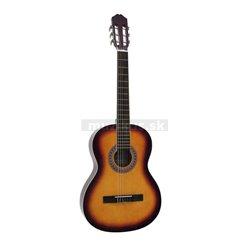 Dimavery AC-303 klasická gitara, sunburst