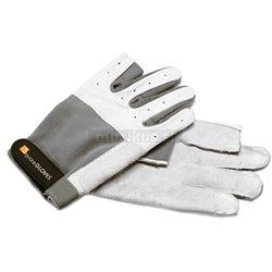 Rukavice Roadie Pro, veľkosť XL, svetlo šedé