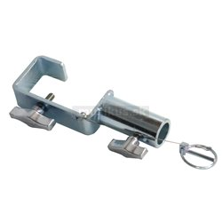 Hák 295 PRO, pro 28mm, 50kg, stříbrný