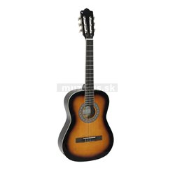 Dimavery AC-303 Klasická gitara 3/4, sunburst