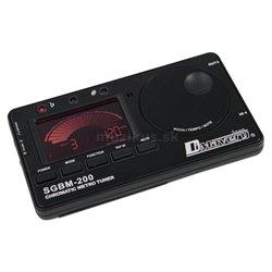 Dimavery SGBM-200 Ladička s metronomem, černá