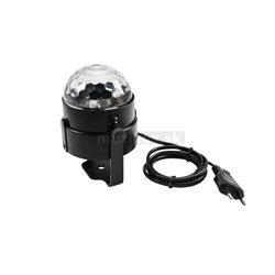 Eurolite LED mini Half Ball 3x1W RGB