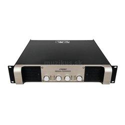 PSSO QCA-10000 4-kanálový SMPS zosilňovač, 4x 2500 W