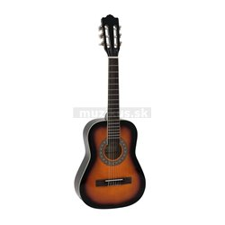 Dimavery AC-303 Classic Guitar 1/2 sunburst