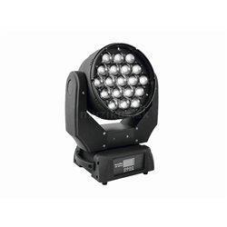 Eurolite LED TMH-X5 19x12W COB LED otočná hlavica, lupy, DMX