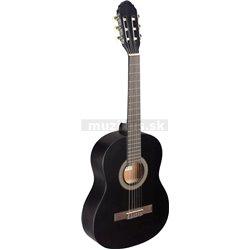 Stagg C430 M BLK, klasická kytara 3/4