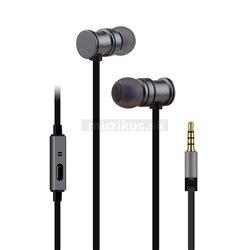 av.link Magnetic Earphones w/HF Grey