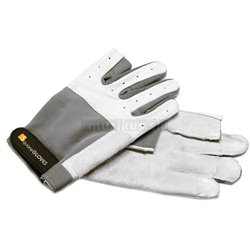 SquareGLOVES roadie-glove size L white