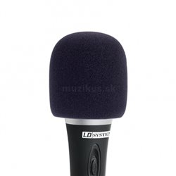 Adam Hall Ochr. kryt mikrofonu černý