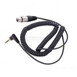 Spring Cord HD-120 black (ZOMO)