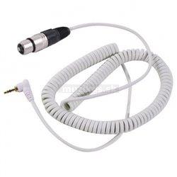 Spring Cord HD-120 white (ZOMO)