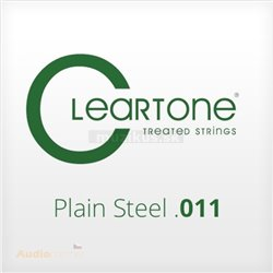 CLEARTONE Plain Steel .011