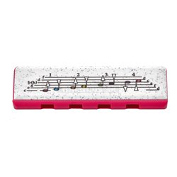 HOHNER Speedy cherry/pink