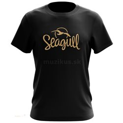 SEAGULL Logo T-Shirt Black XL