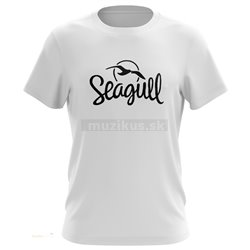 SEAGULL Logo T-Shirt White XL