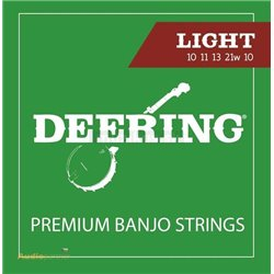 DEERING Banjo Strings Light