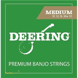 DEERING Banjo Strings Medium