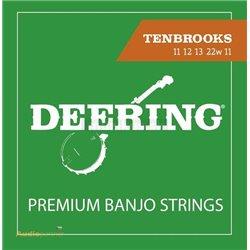 DEERING Banjo Strings Tenbrooks
