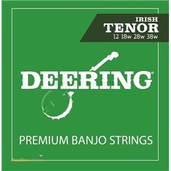 DEERING Banjo Strings Irish Tenor