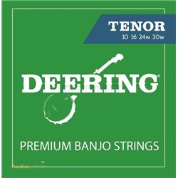 DEERING Banjo Strings Tenor