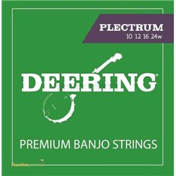 DEERING Banjo Strings Plectrum