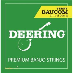 DEERING Banjo Strings Terry Baucom Signature