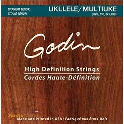 GODIN Titanium Tenor Ukulele Strings