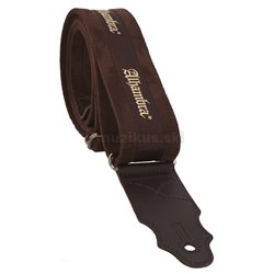 ALHAMBRA Guitar Strap Brown