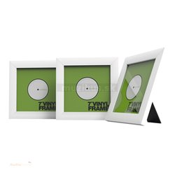 GLORIOUS Vinyl Frame Set 7&quot White