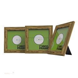 "GLORIOUS Vinyl Frame Set 7"" Rosewood"