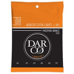 DARCO 92/8 Phosphor Bronze Extra Light