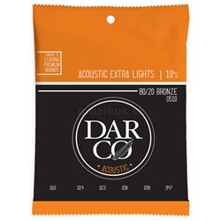 DARCO 80/20 Bronze Extra Light