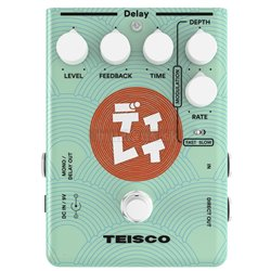 TEISCO Delay Pedal