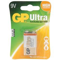 GP 9V PP3 Ultra Alcaline