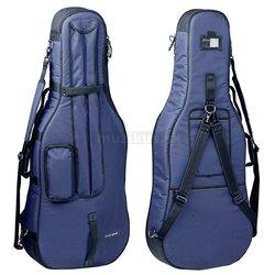 GEWA Gig Bag pro cello PRESTIGE 1/4 modrá