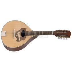 GEWA Plochá mandolína Pro Arte Model 2 Vysoký lesk