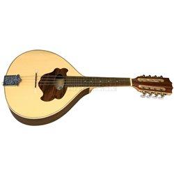 GEWA Plochá mandolína Pro Natura Silver