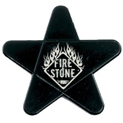 GEWA Trsátka F&S Special 5 Stern-Pick, černá barva