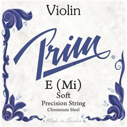 PRIM STRINGS FOR VIOLINS STAINLESS STEEL STRINGS Soft