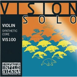 Thomastik-Infeld Thomastik Infeld struny na husle Vision Solo E ocel, pozinkované VIS01