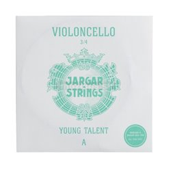JARGAR STRINGS FOR CELLO YOUNG TALENT – SMALL SCALE A 3/4 medium 0,76mm