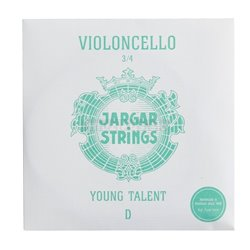JARGAR STRINGS FOR CELLO YOUNG TALENT – SMALL SCALE D 3/4 medium 0,99mm