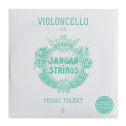 JARGAR STRINGS FOR CELLO YOUNG TALENT – SMALL SCALE G 3/4 medium 1,18mm