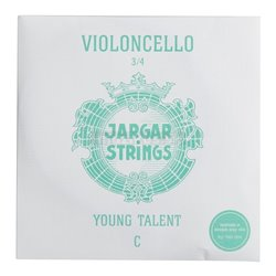 JARGAR STRINGS FOR CELLO YOUNG TALENT – SMALL SCALE C 3/4 medium 1,71mm