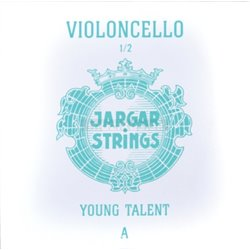 JARGAR STRINGS FOR CELLO YOUNG TALENT – SMALL SCALE A 1/2 medium