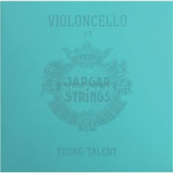 JARGAR STRINGS FOR CELLO YOUNG TALENT – SMALL SCALE D 1/2 medium